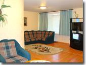 Two room apartment, Marxa str.