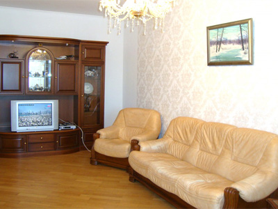One bedroom apartment for rent in Minsk, ID #4