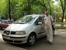 Experienced drivers having over 5 years record of work and excellent knowledge of the towns of Belarus